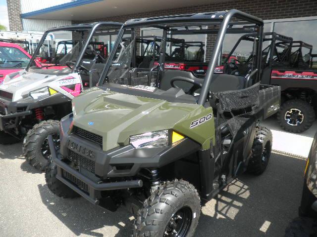 2019 Polaris Industries Ranger 500 HDPE