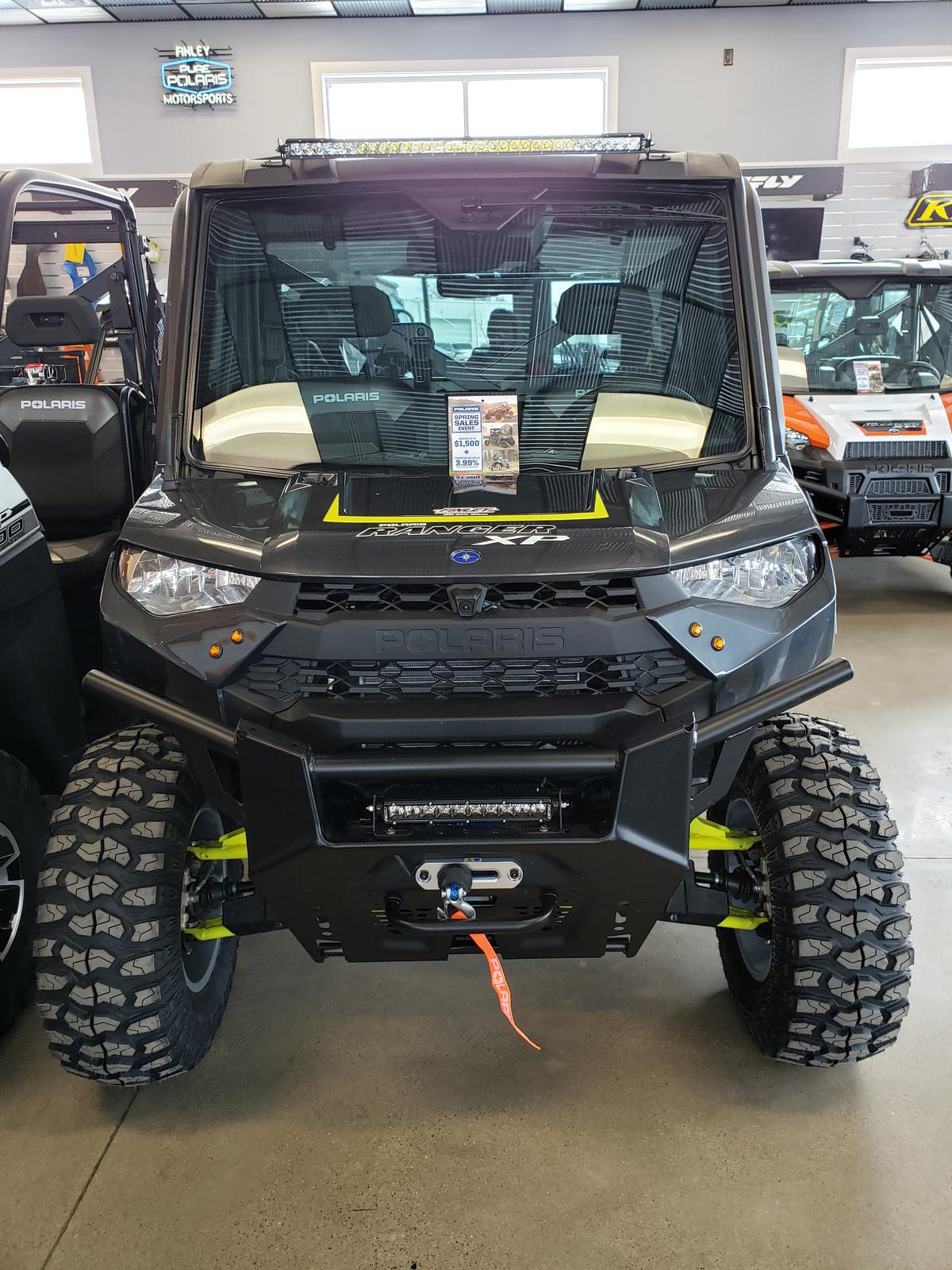 2019 Polaris Industries Ranger 1000 RC EPS