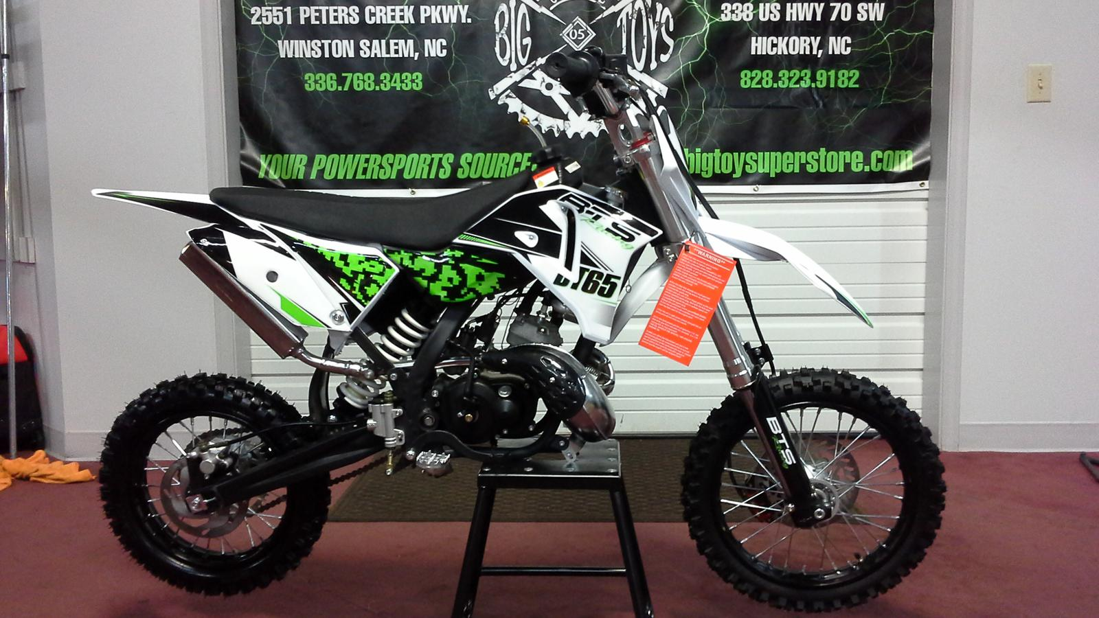 motocross 65cc