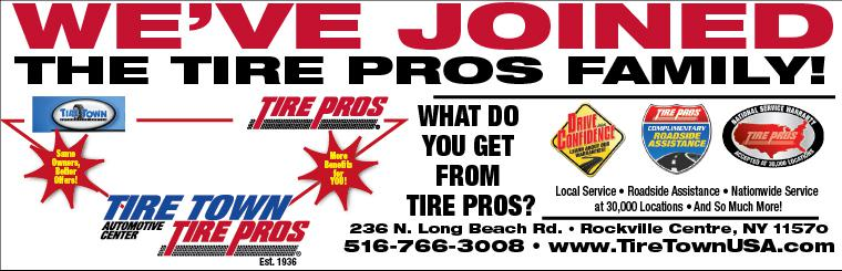 We've Joined the Tire Pros Family