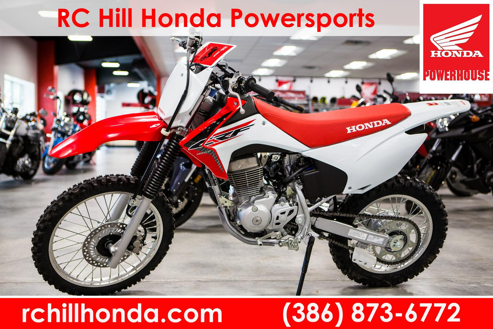 New Dirt Bikes And Scooters Rc Hill Honda Powersports Deland Fl Crf 150 2017 Crf150f