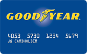 Click here to apply for the Goodyear Credit Card.