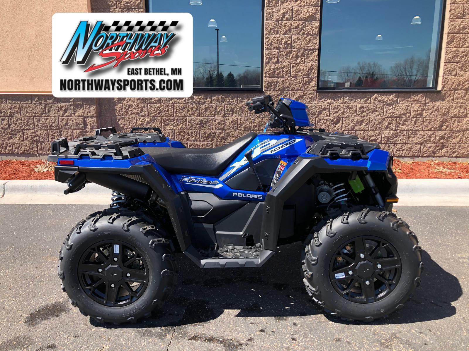 2019 Polaris Industries Sportsman® XP 1000 - Radar Blue