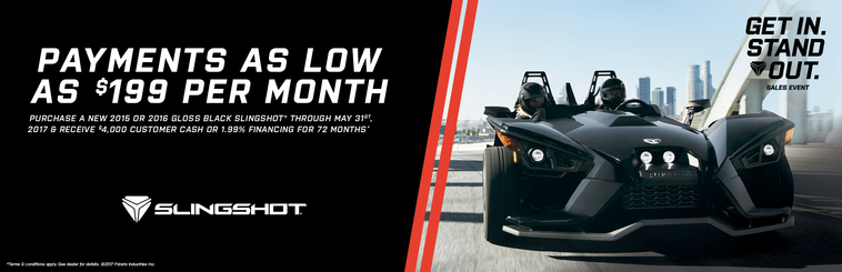 Polaris Slingshot Payments