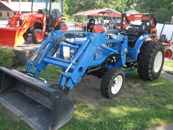 2015 LS Tractor G3033 for sale in Palmyra, NY  John S