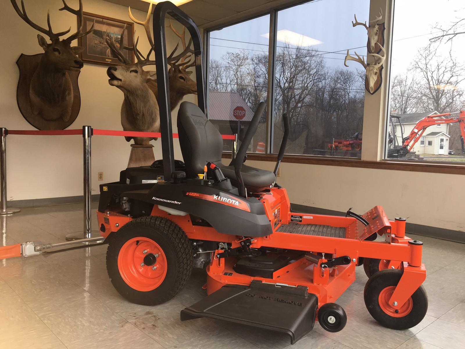 2018 Kubota Z122RKW-42 for sale in Palmyra, NY. John S. Blazey Inc ...