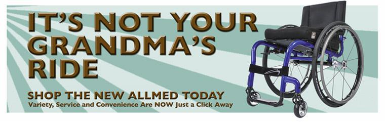 Shop the new ALL MED today! Variety, service, and convenience are now just a click away.