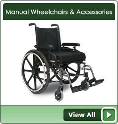 Manual Wheelchairs & Accessories