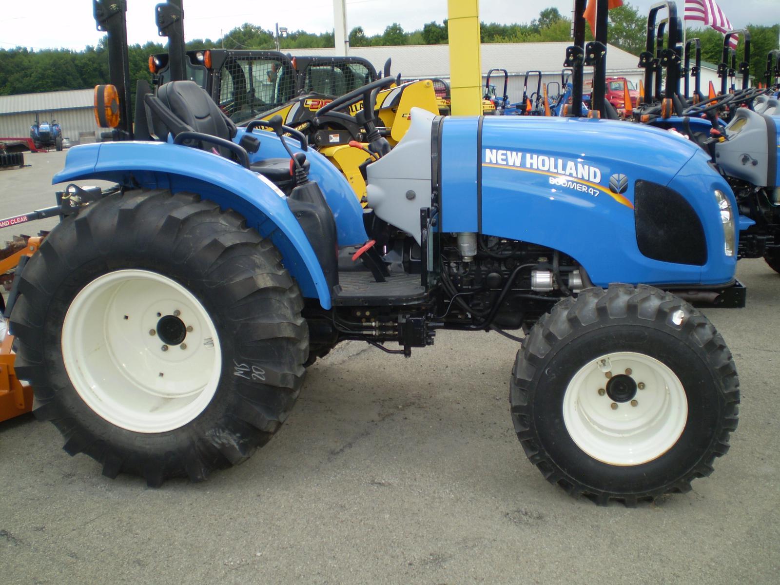 Inventory Bortnick Tractor Sales & Service