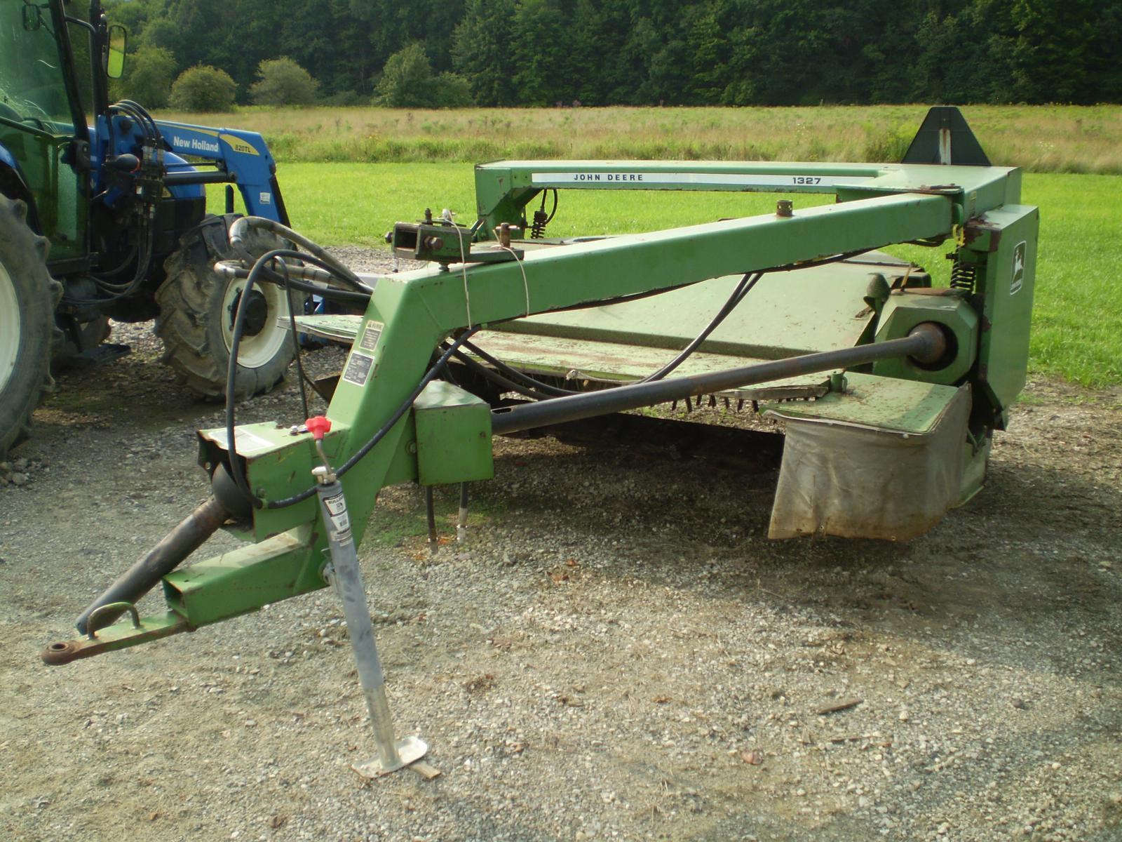 DISC MOWER CONDITIONER from John Deere Bortnick Tractor