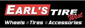 Earl's Tire West: wheels, tires, accessories