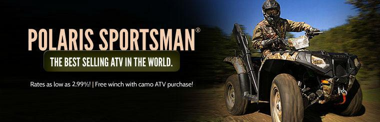 2014 Polaris Sportsman®