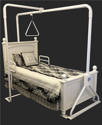 Strong Bed Trapeze System Twin/Hospital Beds