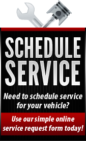 Schedule Service. Need to scheldue service for your vehicle? Use our simple online service request form today!