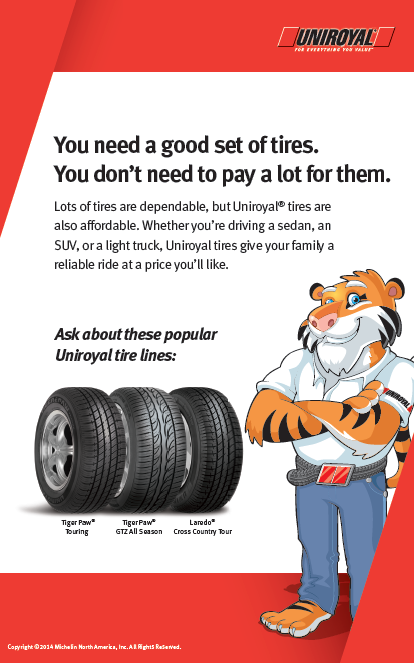 Fleet Tire TigerPaw