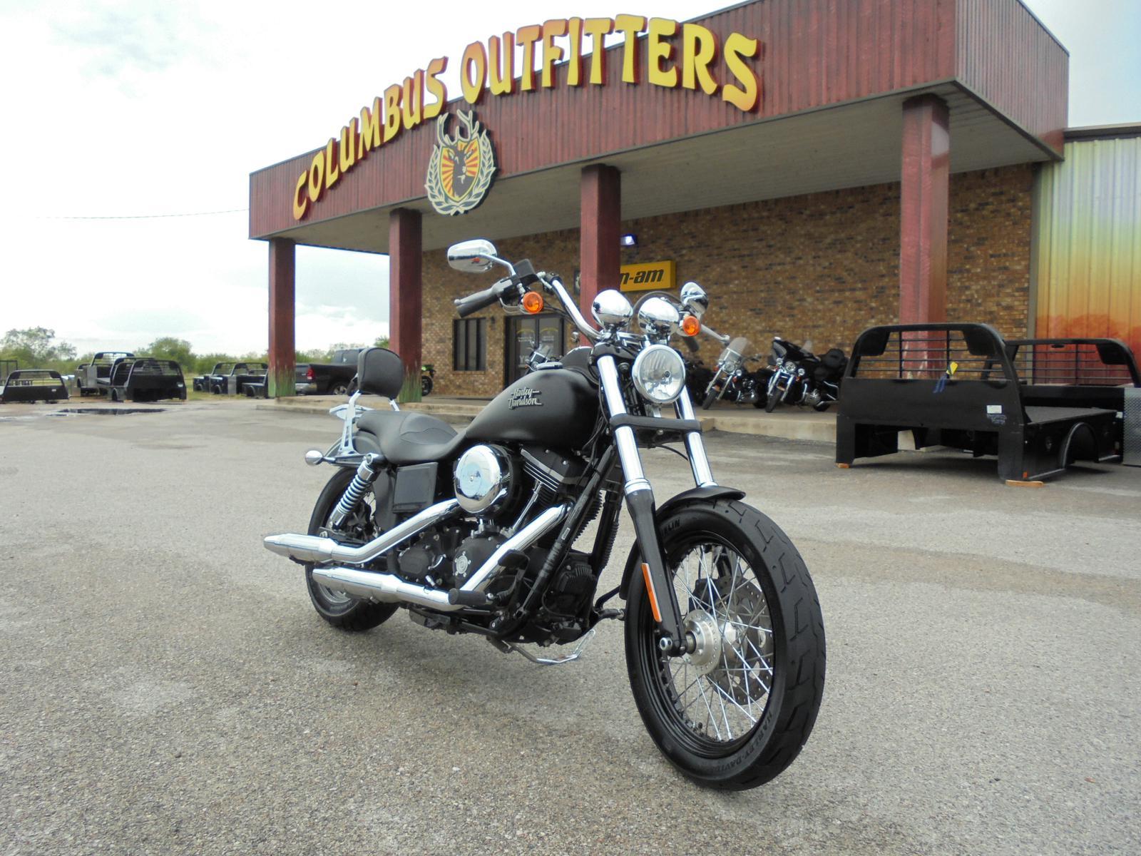 2013 Harley-Davidson® FXDBI - DYNA STREET BOB