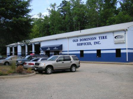 Old Dominion Tire Services, Inc.