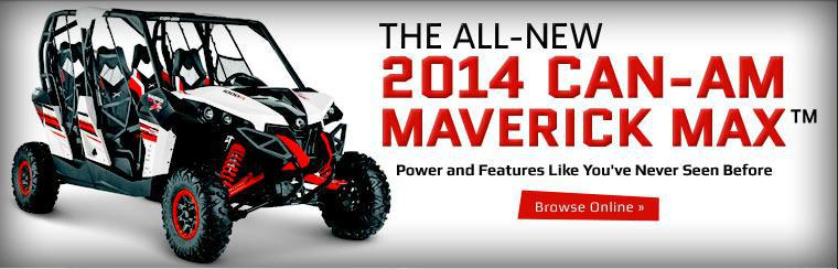 2014 Can-Am Maverick™ MAX