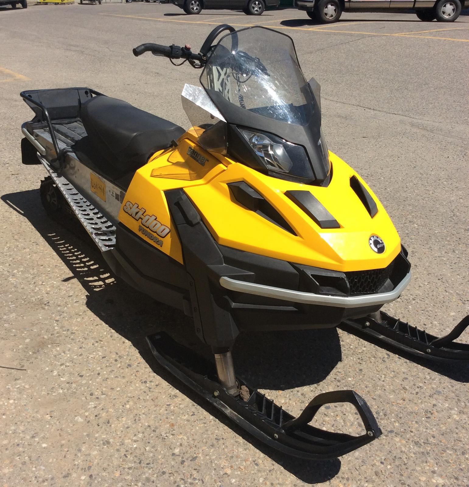2012 Ski-Doo Tundra Sport Rotax 600 ACE
