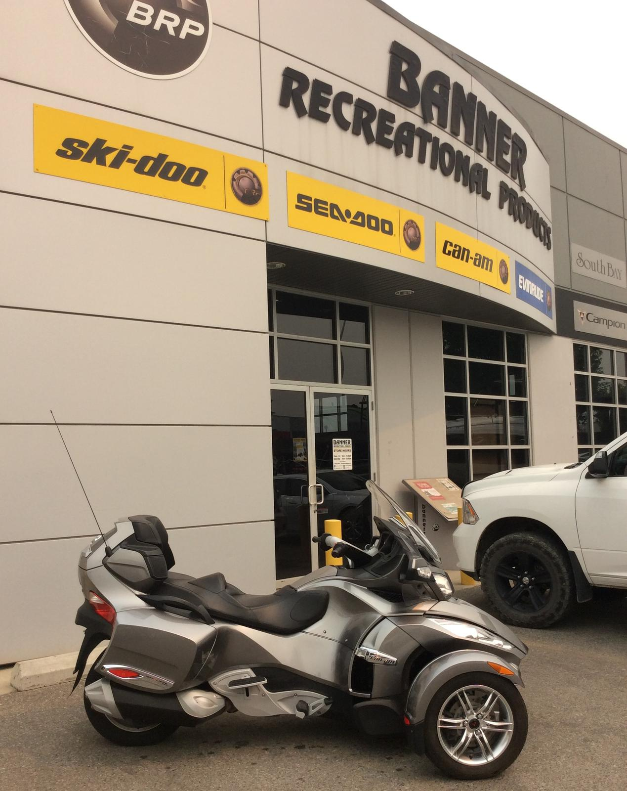 2011 Can-Am ATV Rt-s Roadster - Se5