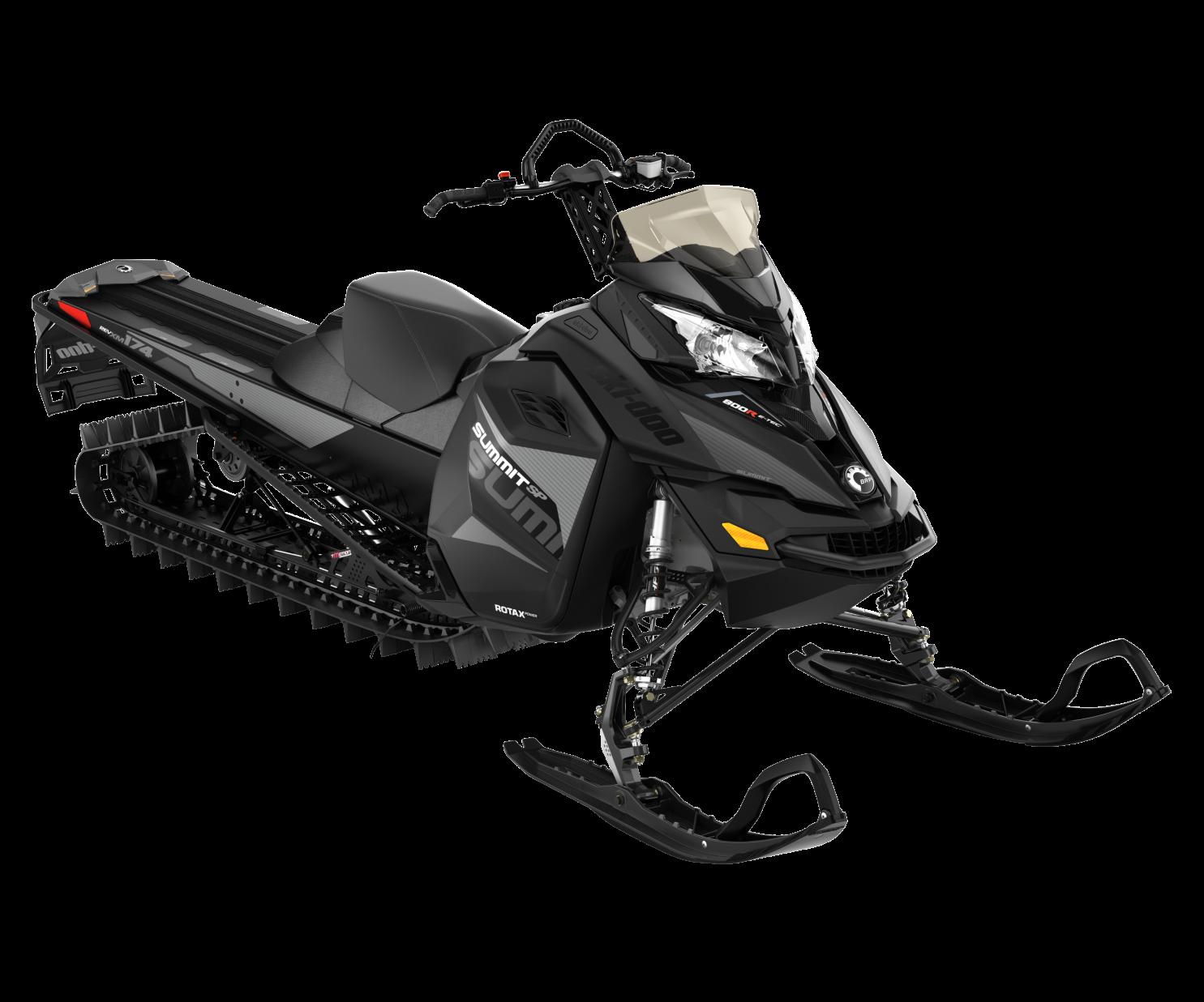 2017 Ski Doo Summit Sp 800r E-tec 174