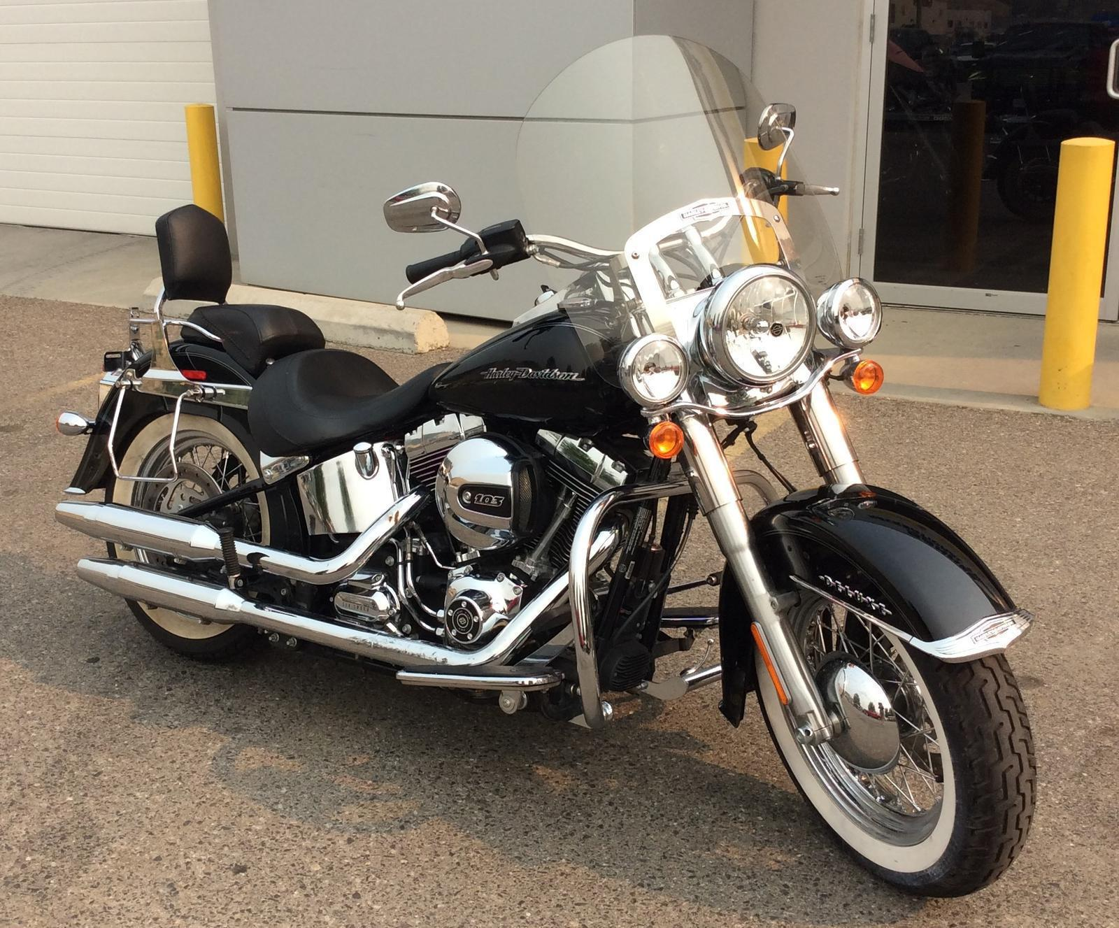2016 Harley-davidson® Flstn Softail® Deluxe - Color Option