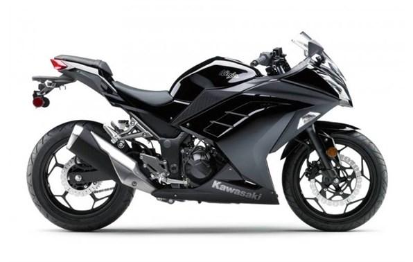 2014 Kawasaki Ninja 300 Non Abs