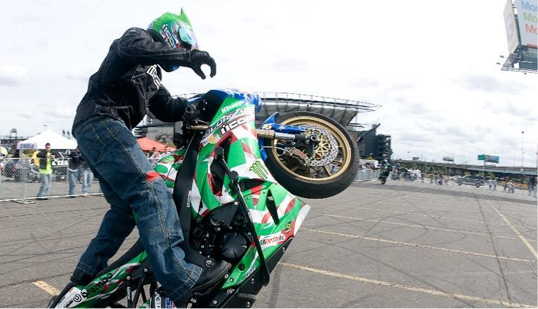 Jason Britton Jason Britton's No Limit Motorsports Westminster, CA