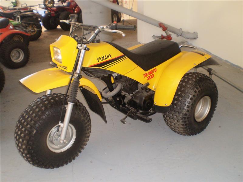 1985 Yamaha Ytm200n