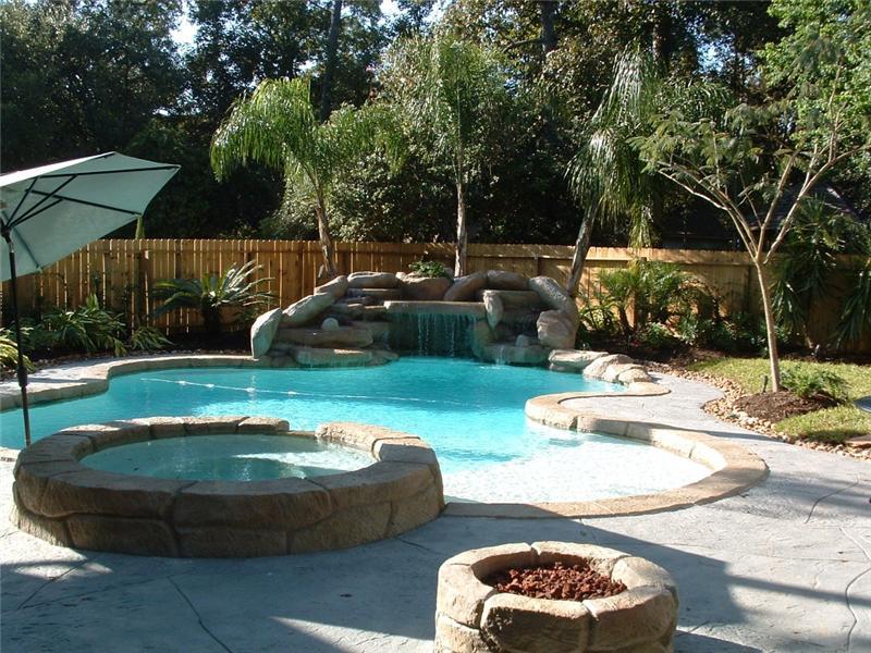 inground pool photo gallery photo gallery backyard oasis, Backyard Ideas