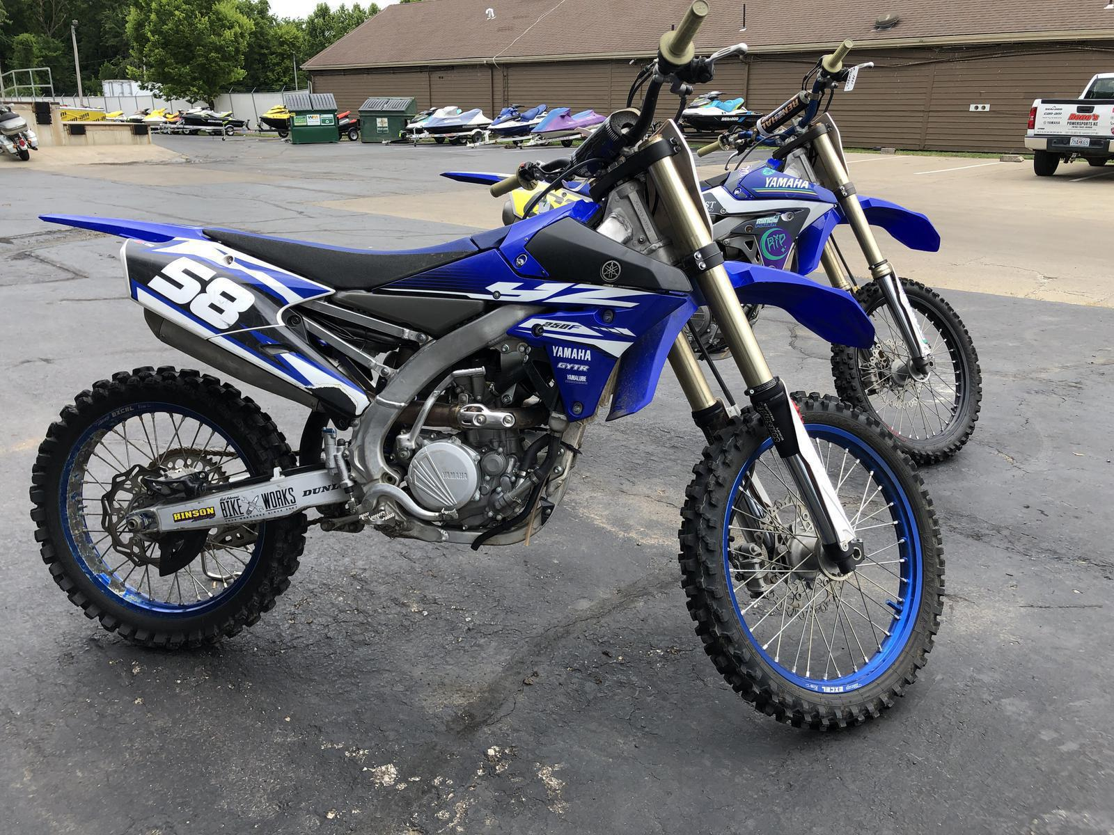 Amazing 2018 Yamaha Yz250F Caraccident5 Cool Chair Designs And Ideas Caraccident5Info