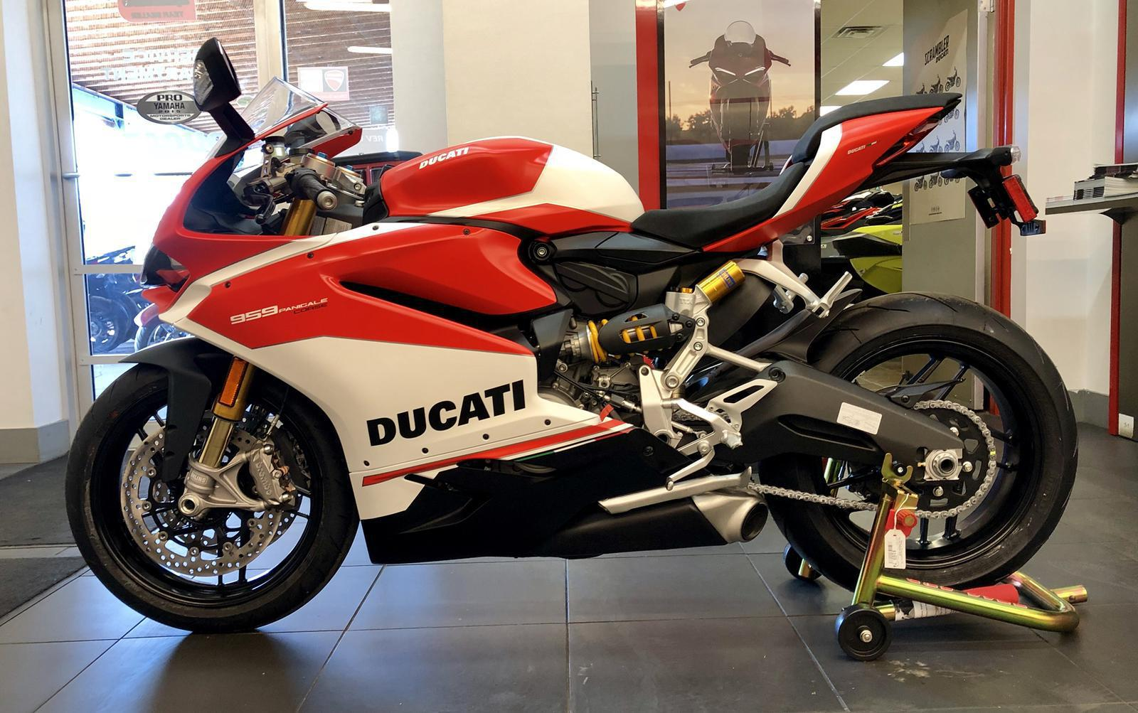 2018 Ducati 959 Panigale Corse For Sale In Kansas City Mo Renos