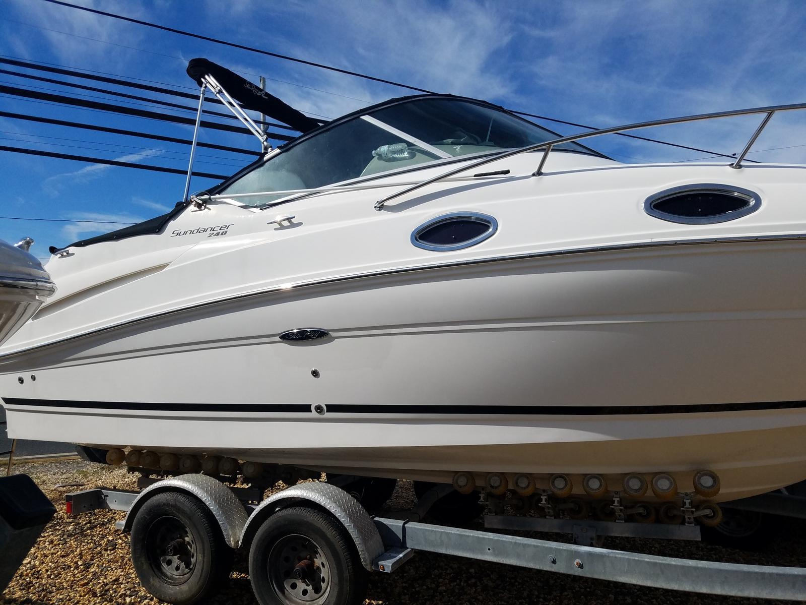 Inventory from Sea Ray and Chaparral Coty Marine Toms River