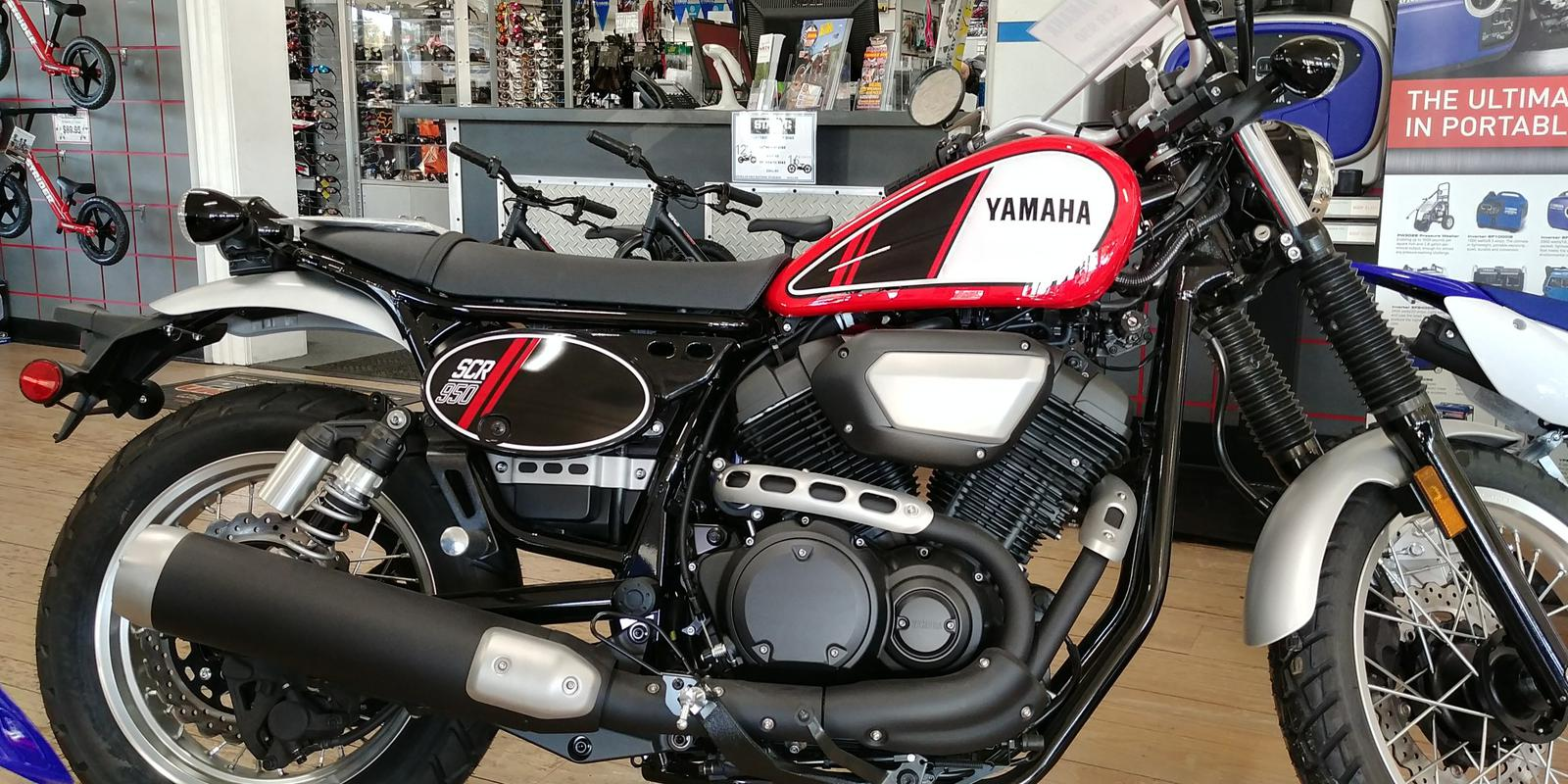 2017 Yamaha SCR950 for sale 39593