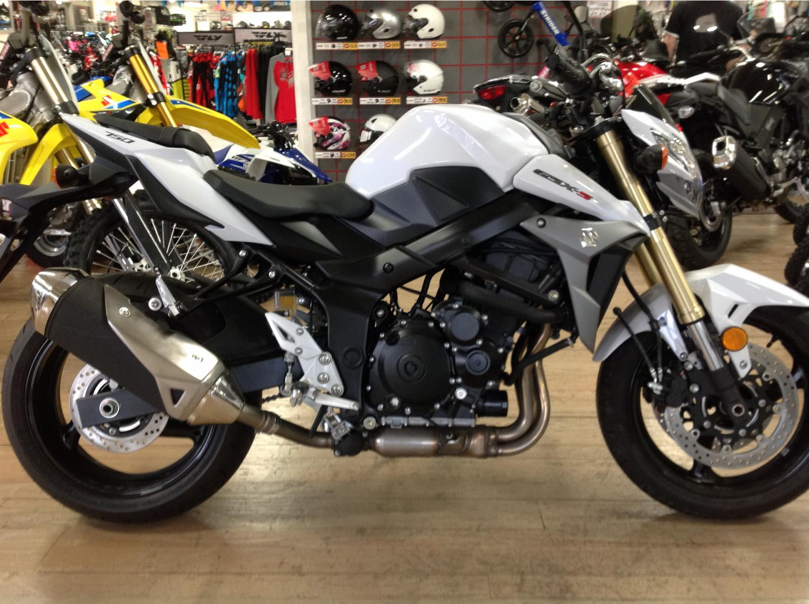 2016 Suzuki GSX-S750 for sale 39676