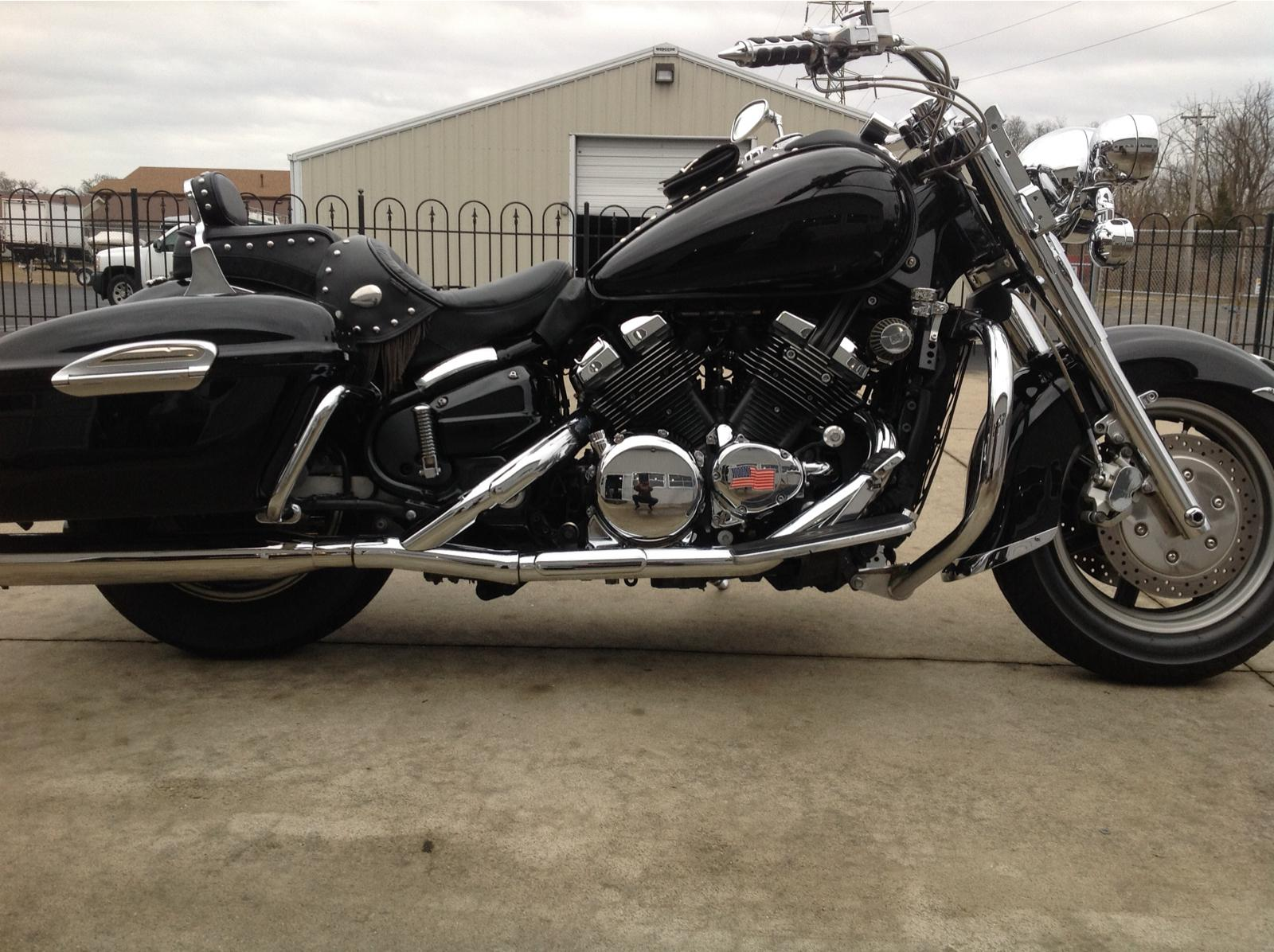 2006 Yamaha ROYAL STAR VENTURE - for sale 110074
