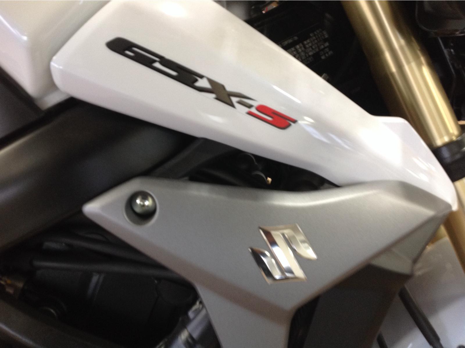2016 Suzuki GSX-S750 3