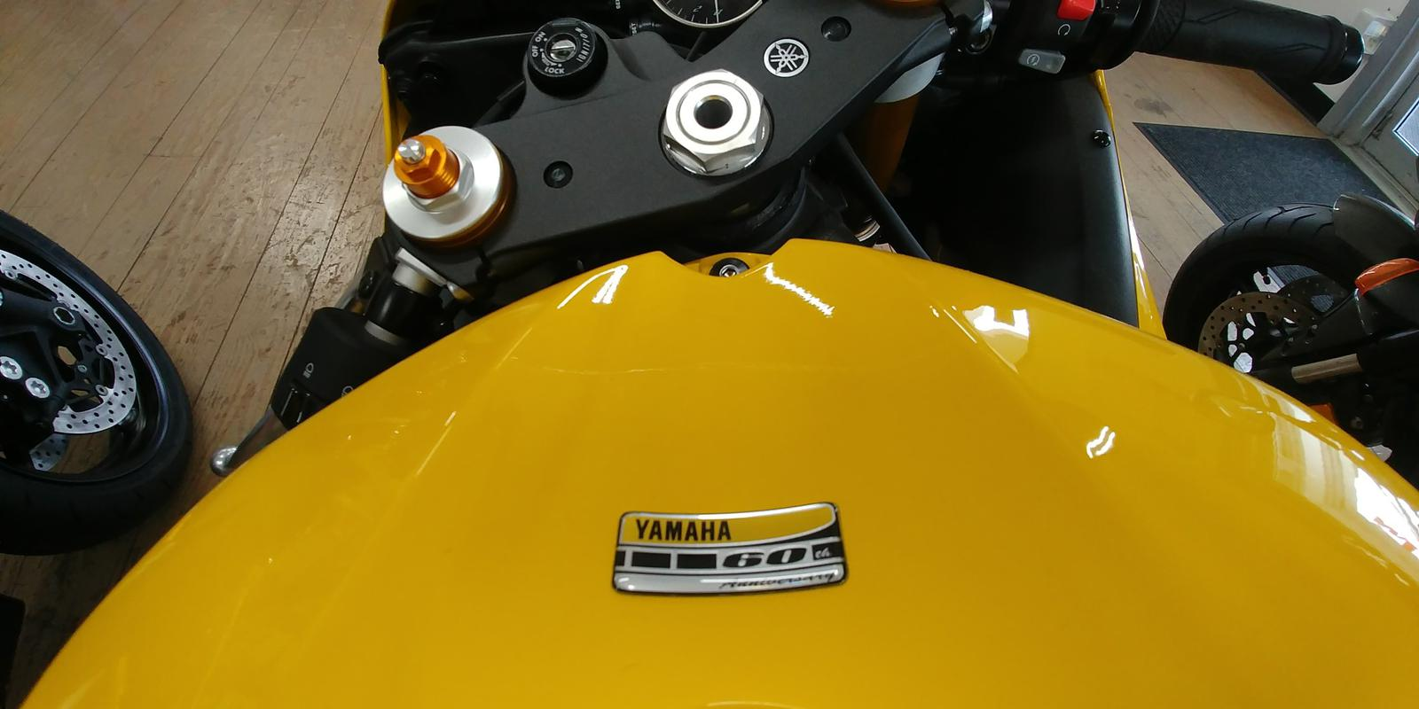 2016 Yamaha YZF R6 2