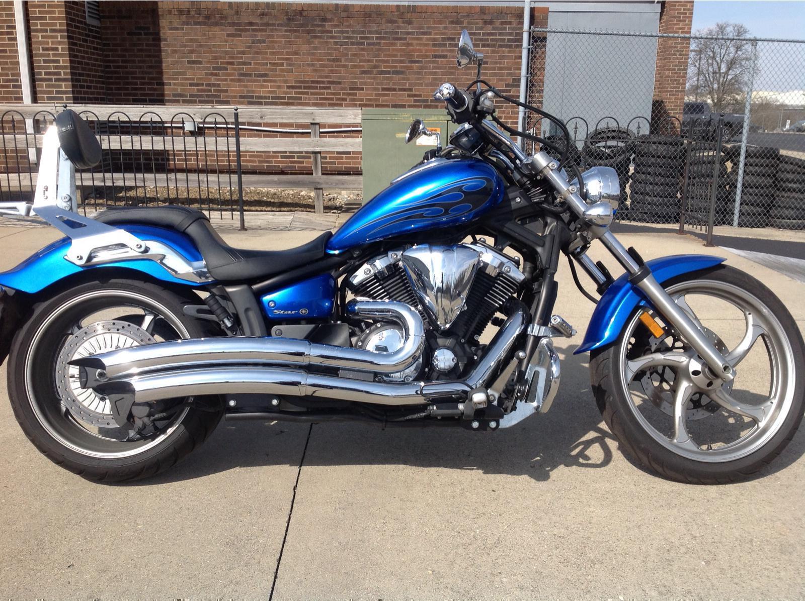 2011 Yamaha STRYKER for sale 122758