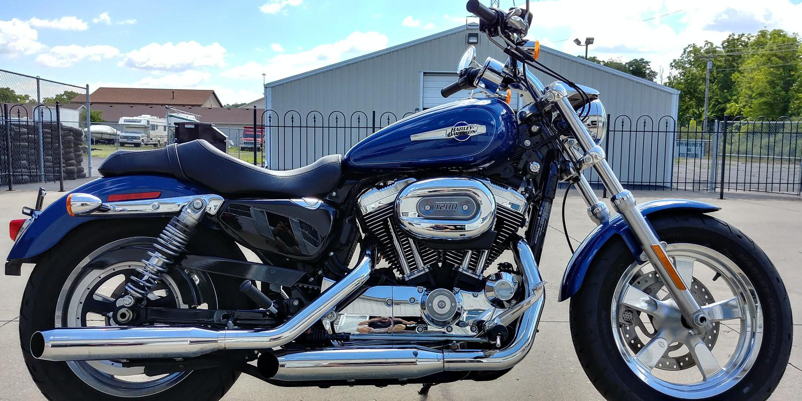 2016 Harley-Davidson XL1200C - SPORTSTER for sale 39538