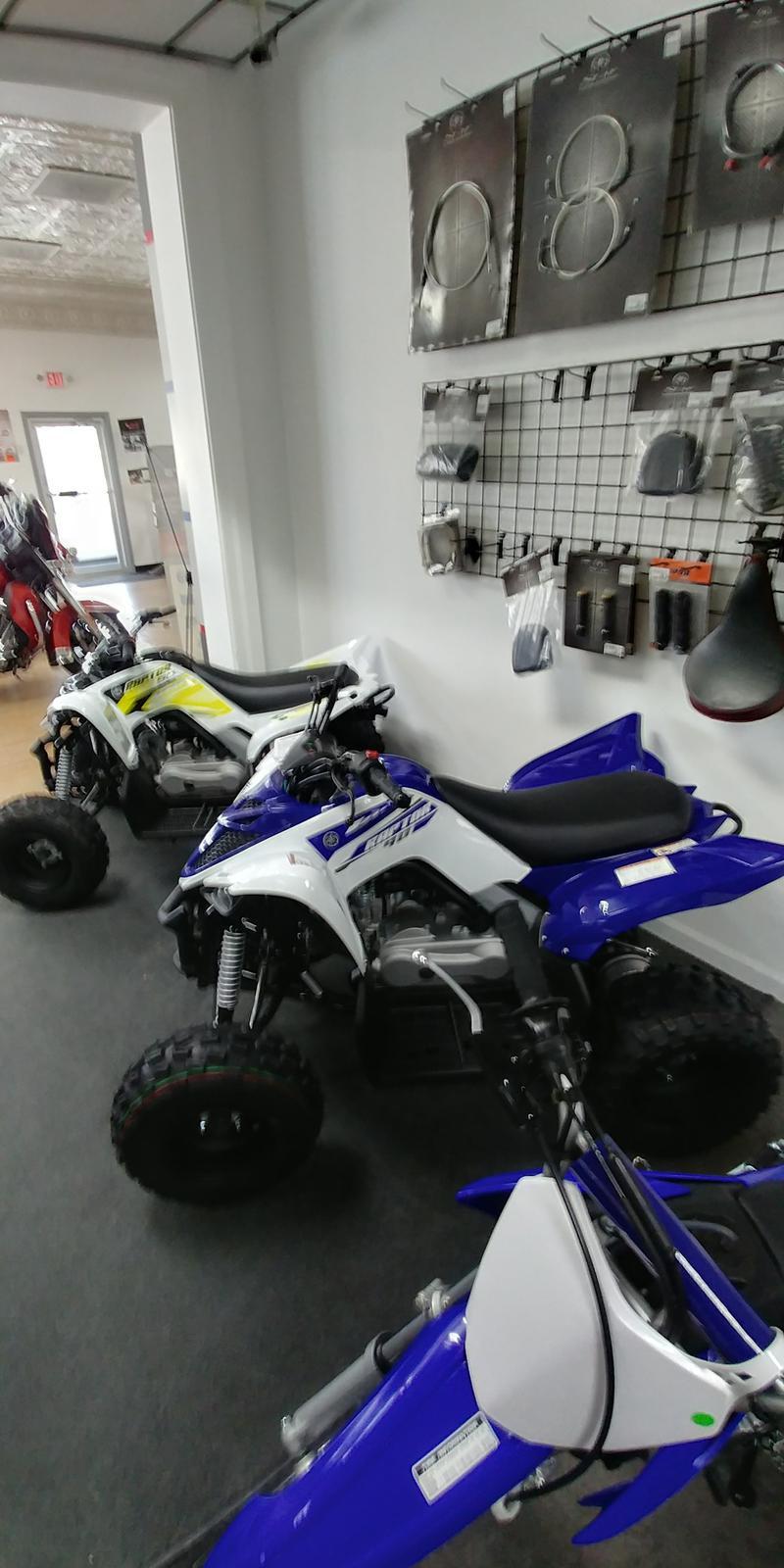 2017 Yamaha RAPTOR 90 3