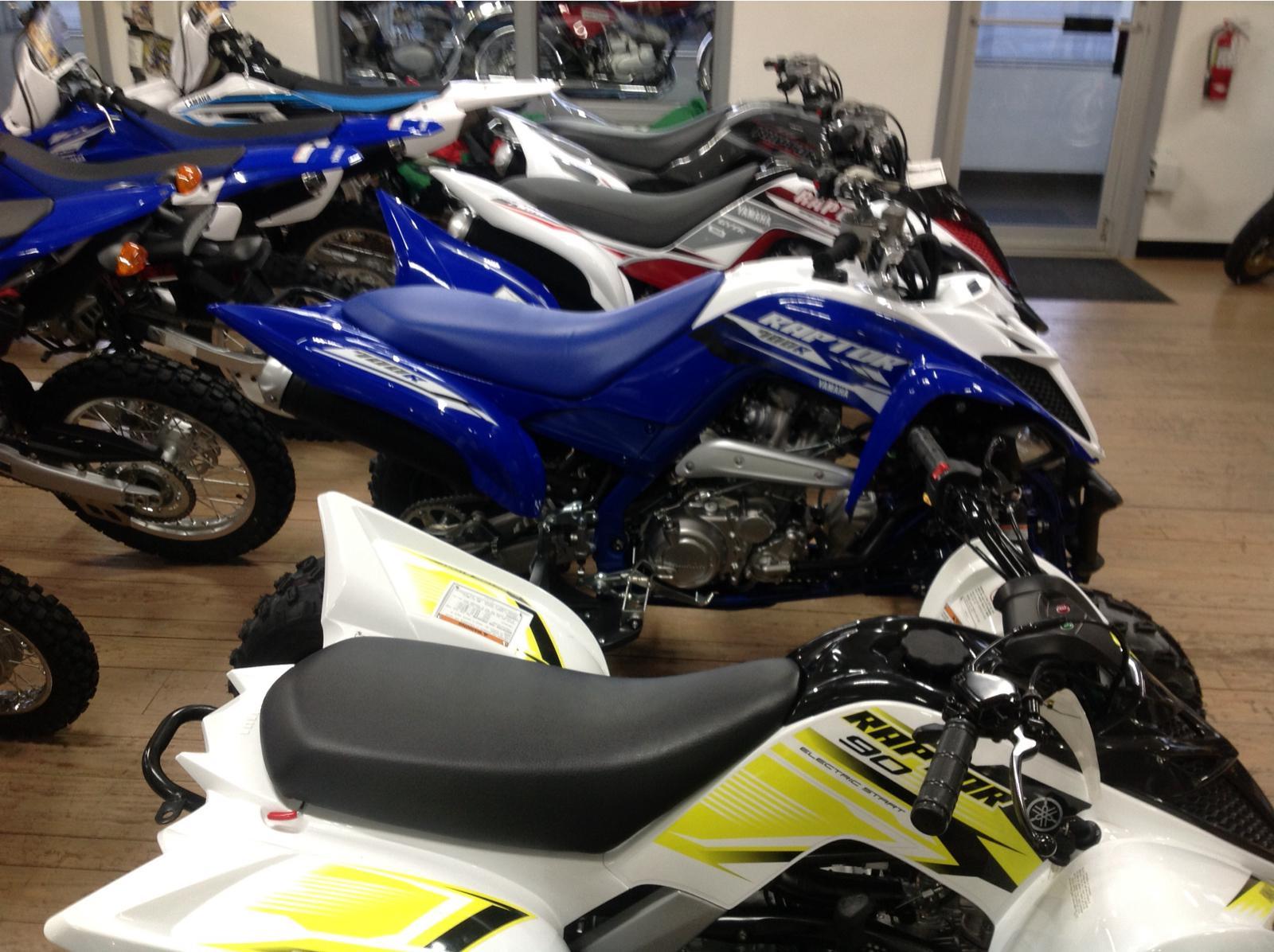 2018 Yamaha RAPTOR 700R SE 11
