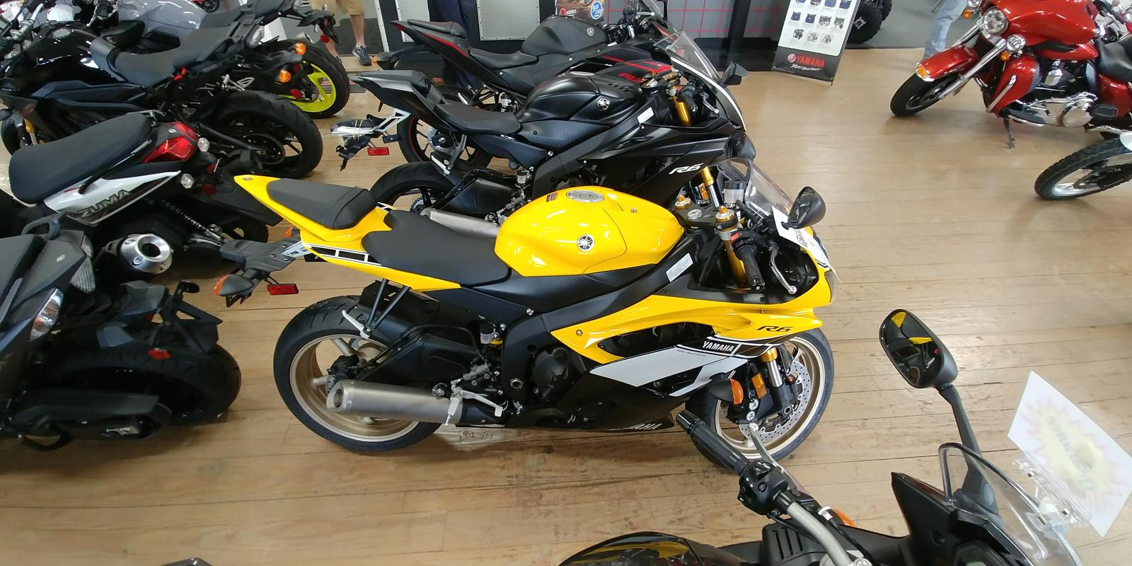 2016 Yamaha YZF R6 for sale 39539
