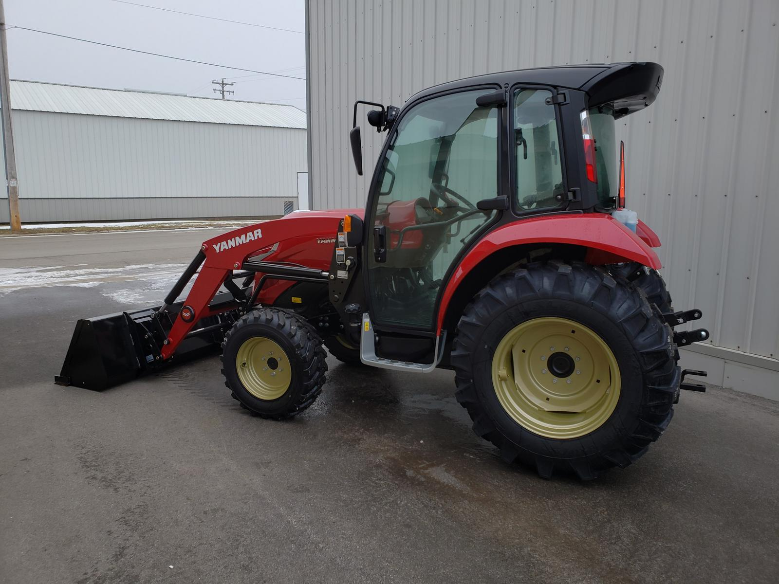 Inventory from KIOTI and Yanmar USA Luxemburg Implement Co