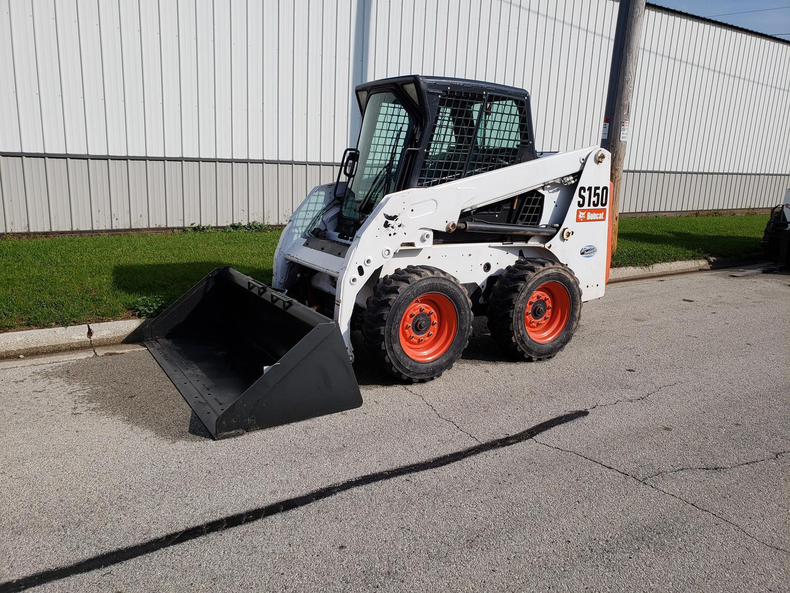 Inventory from Bobcat and McCormick Luxemburg Implement Co