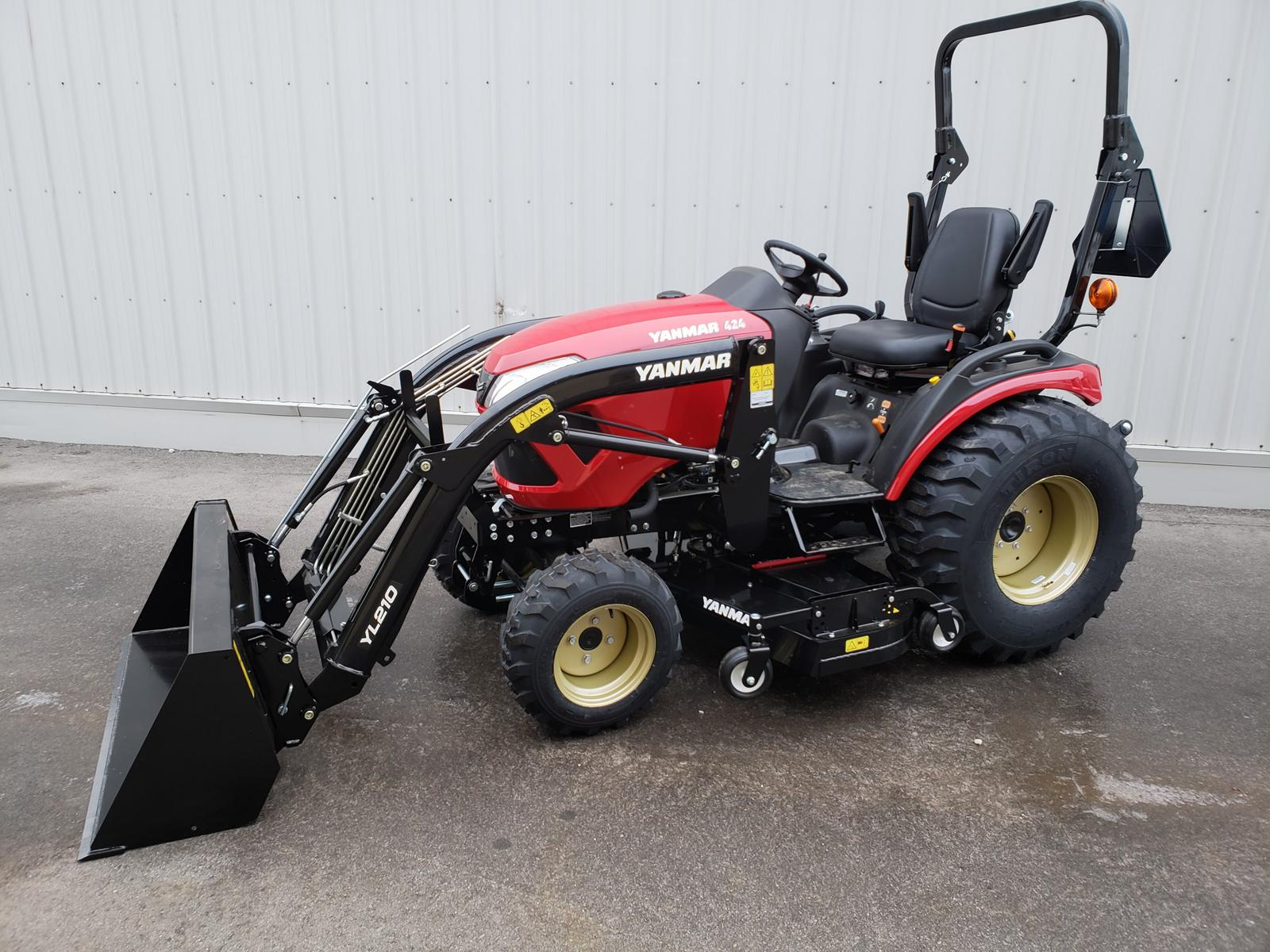 2019 Yanmar USA 424 TLD for sale in Luxemburg, WI  Luxemburg