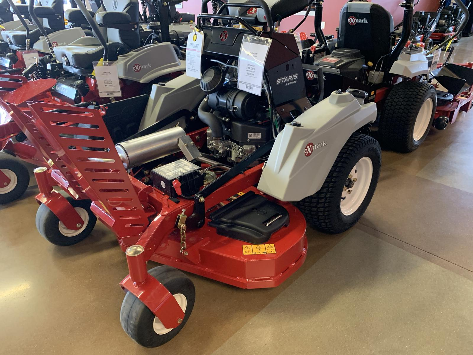 2019 Exmark STS730AKC52400 for sale in Wichita, KS  Kansas Golf and