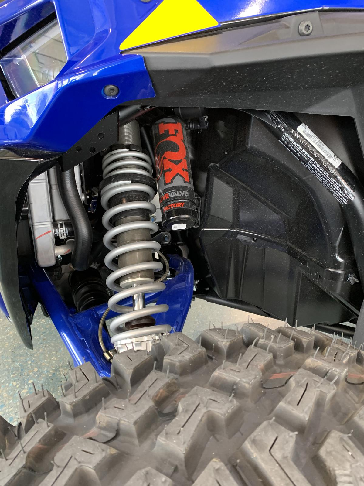 2019 Polaris Industries RZR XP® Turbo S - Polaris Blue