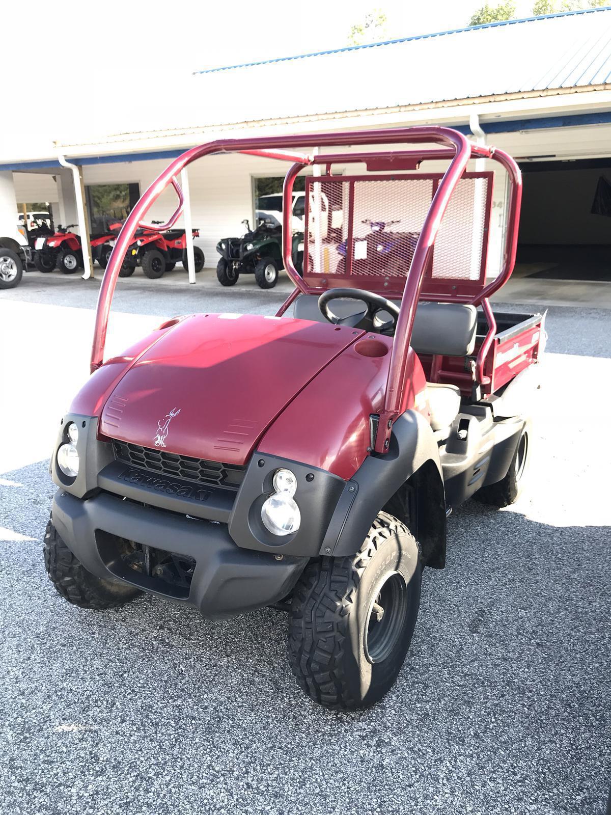 2009 Kawasaki 610 Mule For Sale In Wilkesboro Nc Brushy Mountain Fuel Filter