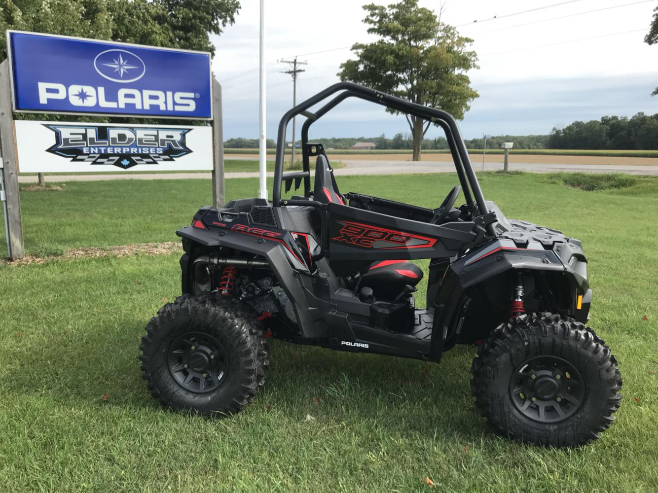 Polaris Ace For Sale >> 2019 Polaris Industries Polaris Ace 900 Xc Black Pearl